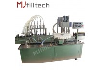 Automatic High Speed Filling And Capping Machine